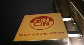 Cin Cin Hove Restaurants Brighton