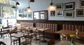 Constantinople Cafe & Bistro Restaurants Brighton