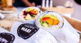 Happy Maki Restaurants Brighton