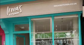 Irma's Kitchen Restaurants Brighton
