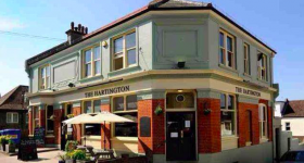 The Hartington Pub, Brighton