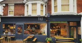Tilt Coffee Shop
