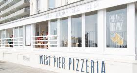 West Pier Pizzeria Restaurants Brighton